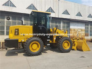 Sinomtp 936 3tons Wheel Loader Dengan Standard Axle And 9600kg Weight Heavy Equipment Loader