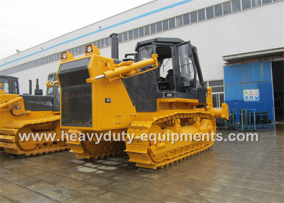 Shantui Bulldozer SD32D , 37tons Weight ,Cummins Engine , 10cbm Dozing Capacity ,  Three-Shank Ripper